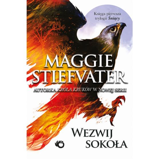 Książka Wezwij sokoła Maggie Stiefvater
