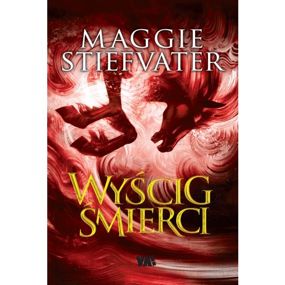 Książka Wyścig śmierci Stiefvater Maggie