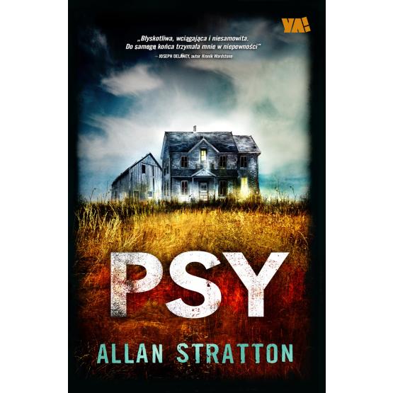 Książka Psy Stratton Allan