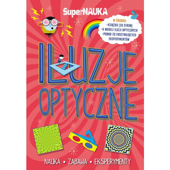 Książka Iluzje optyczne Praca zbiorowa