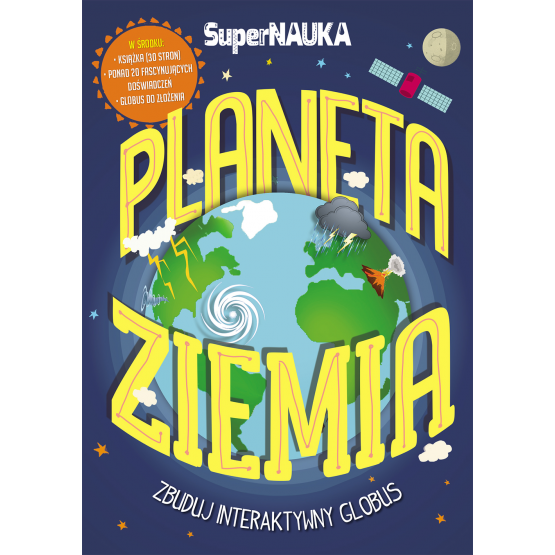 Książka Planeta Ziemia Praca zbiorowa