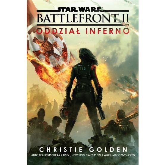 Książka Star Wars. Battlefront II. Oddział Inferno Golden Christie