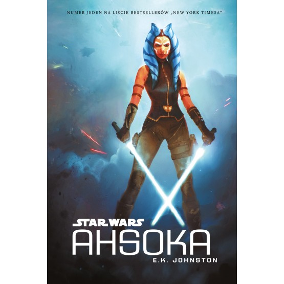 Książka Star Wars. Ahsoka Johnston E.K.