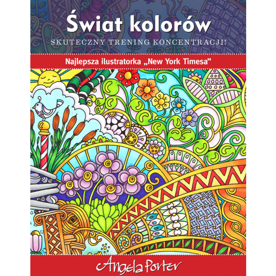 Książka KOLOROWANKA. Świat kolorów Praca zbiorowa