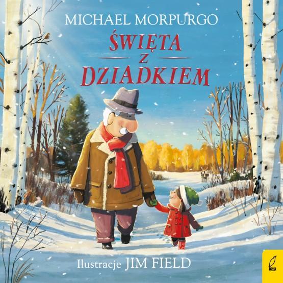 Książka Święta z dziadkiem Morpurgo Michael
