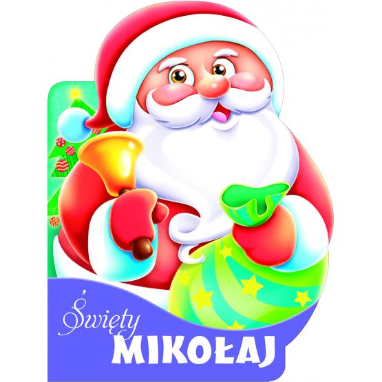 Książka Święty Mikołaj. Wykrojnik Kozłowska Urszula
