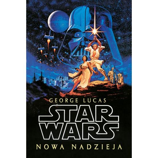 Książka Star Wars. Gwiezdne Wojny. Nowa nadzieja Lucas George