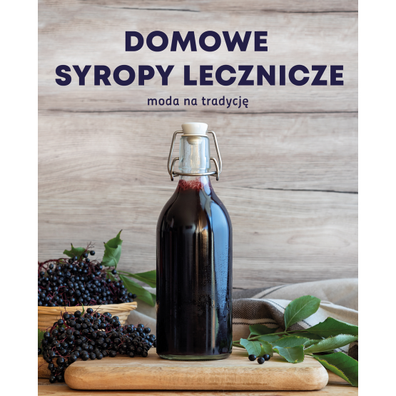 Książka Syropy lecznicze. Domowe, skuteczne, bezpieczne Wanda Jackowska