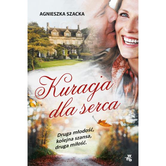 Książka Kuracja dla serca Agnieszka Szacka