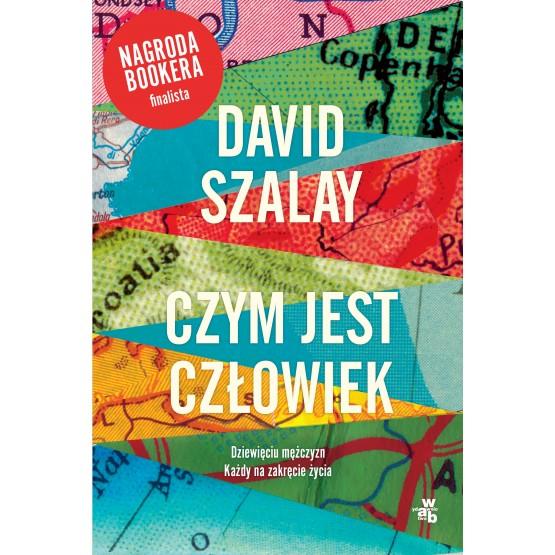 Książka Czym jest człowiek Szalay David