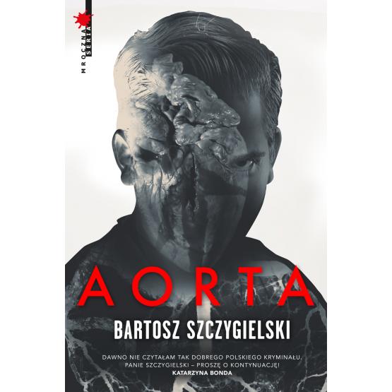 Książka Aorta Szczygielski Bartosz