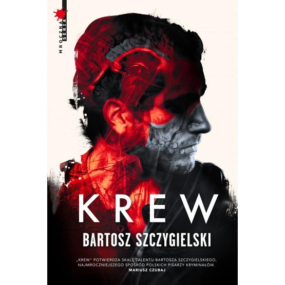 Książka Krew Szczygielski Bartosz