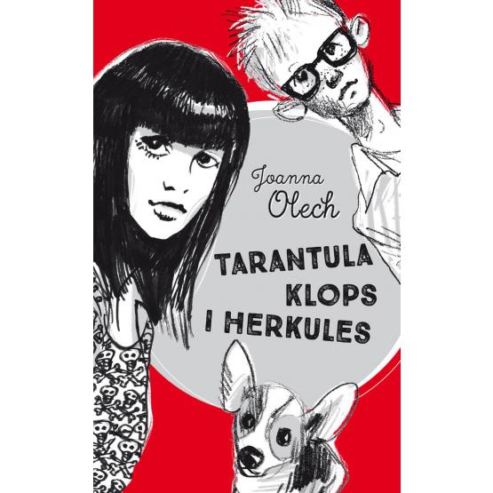 Książka Tarantula, Klops i Herkules Olech Joanna