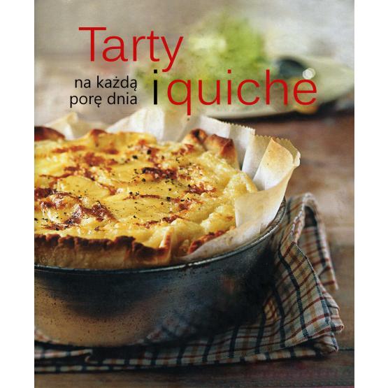 Książka Tarty i quiche Praca zbiorowa