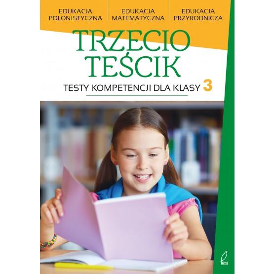 Książka Trzecioteścik. Testy kompetencji dla klasy 3 praca zbiorowa