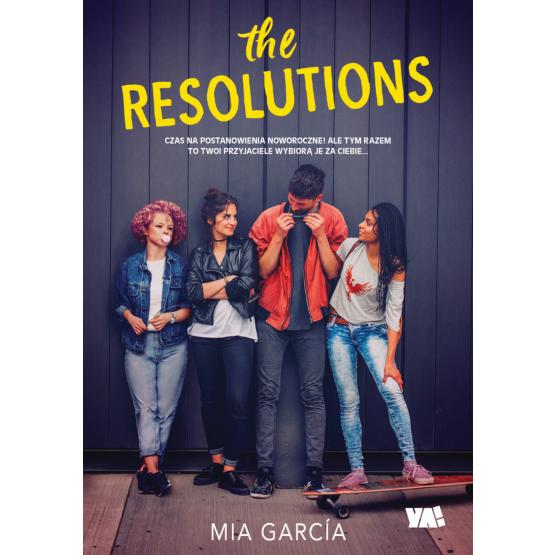 Książka The Resolutions Mia Garcia