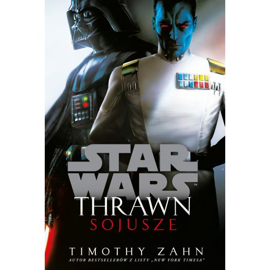Książka Star Wars. Thrawn. Sojusze Timothy Zahn