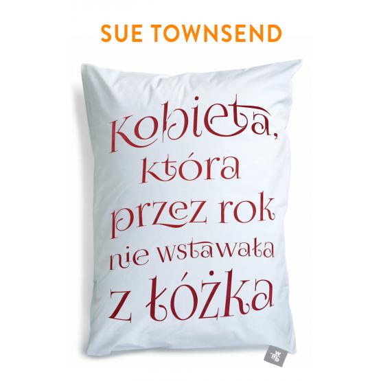 Książka Kobieta, która przez rok nie wstawała z łóżka Townsend Sue
