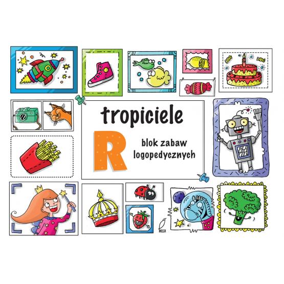 Książka tRopiciele R Protasewicz Ewelina