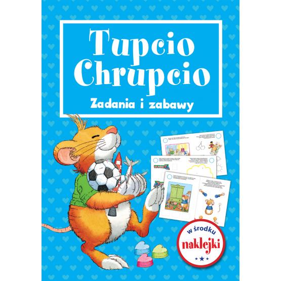 Książka Tupcio Chrupcio. Zadania i zabawy Praca zbiorowa