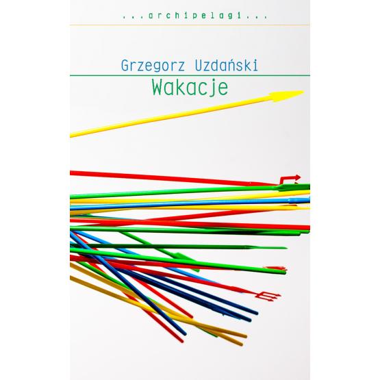 Książka Wakacje Uzdański Grzegorz