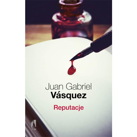 Książka Reputacje Vasquez Gabriel Juan