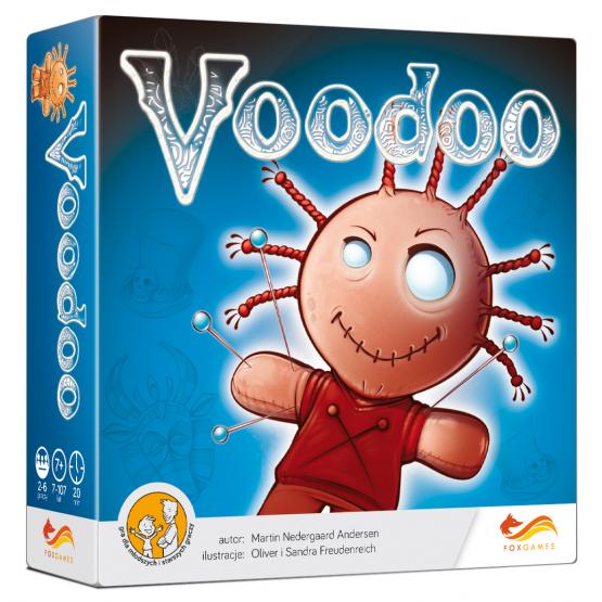 Gra zręcznościowa VooDoo