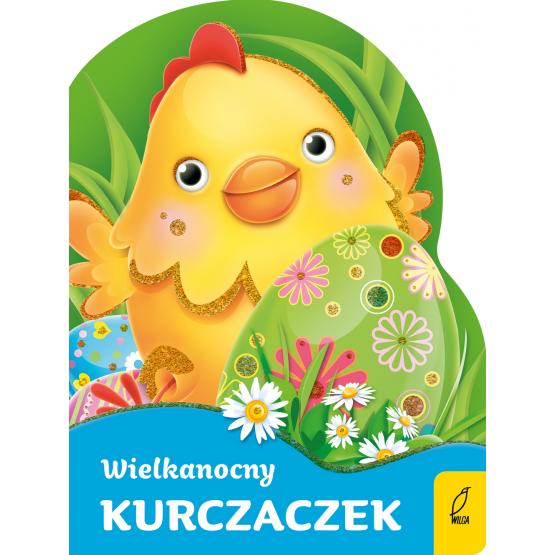 Książka Wielkanocny kurczaczek Praca zbiorowa