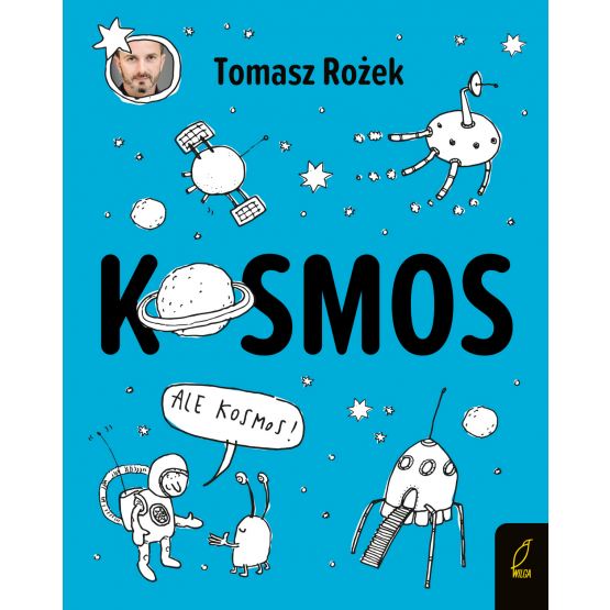 Książka Kosmos Tomasz Rożek