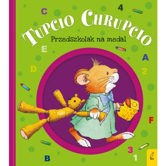 Książka Tupcio Chrupcio. Przedszkolak na medal Eliza Piotrowska