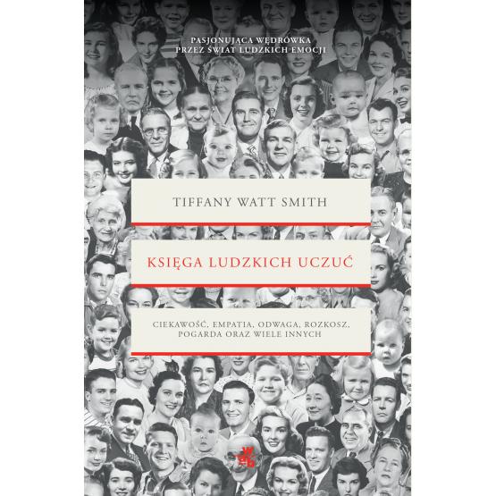 Książka Księga ludzkich uczuć Watt-Smith Tiffany