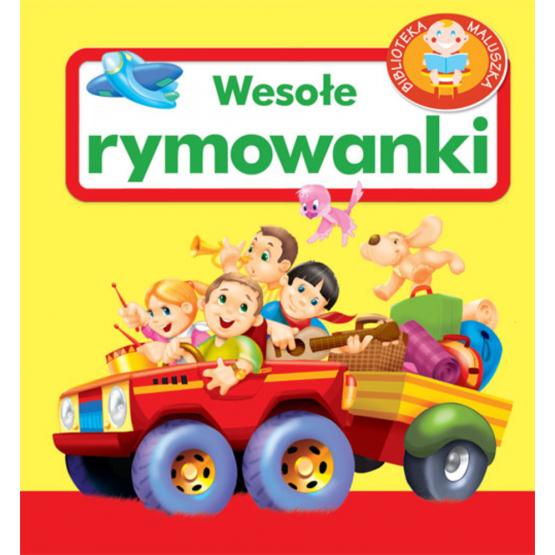 Książka Wesołe rymowanki. Pianki Kozłowska Urszula