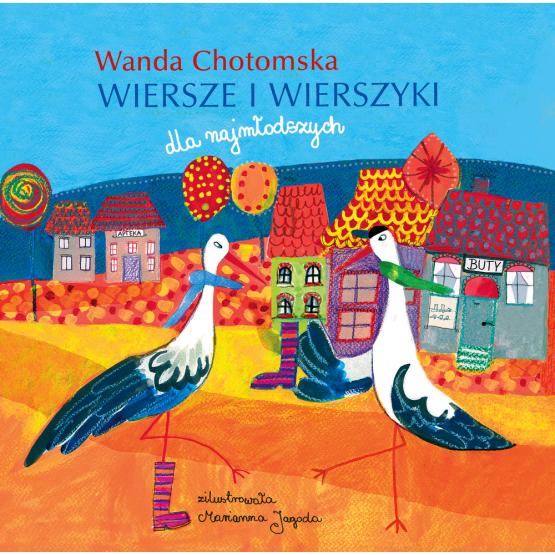 Książka Chotomska. Wiersze i wierszyki Chotomska Wanda
