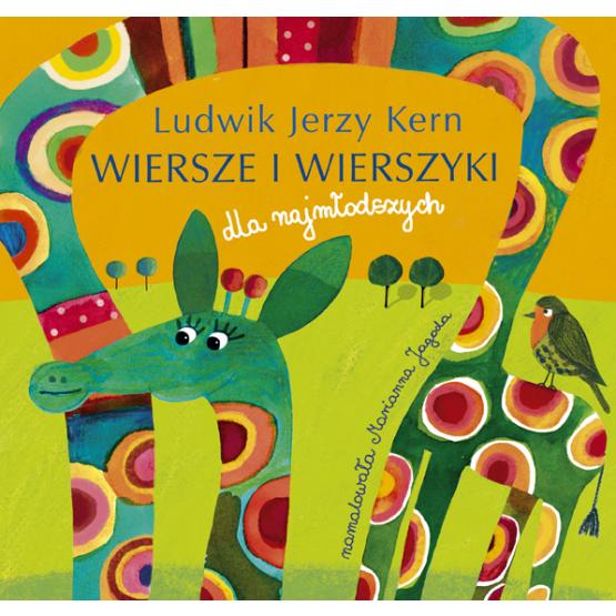 Książka Ludwik Jerzy Kern. Wiersze i wierszyki dla najmłodszych Kern Jerzy Ludwik