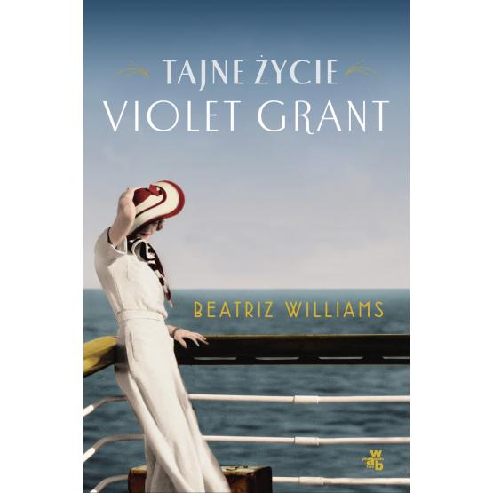 Książka Tajne życie Violet Grant Williams Beatriz