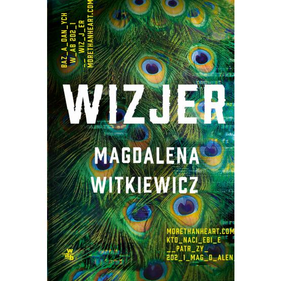 Książka Wizjer Magdalena Witkiewicz