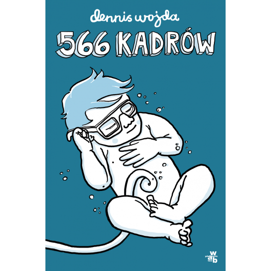 Książka 566 kadrów Wojda Dennis