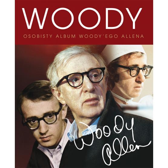Książka Woody Allen. Osobisty Album Praca zbiorowa