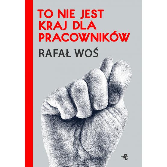 Książka To nie jest kraj dla pracowników Rafał Woś