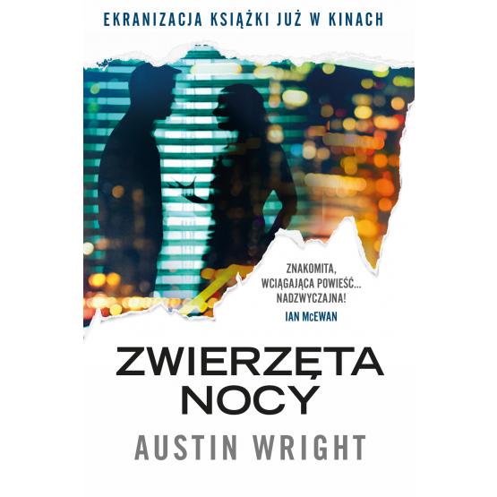 Książka Zwierzęta nocy Wright Austin