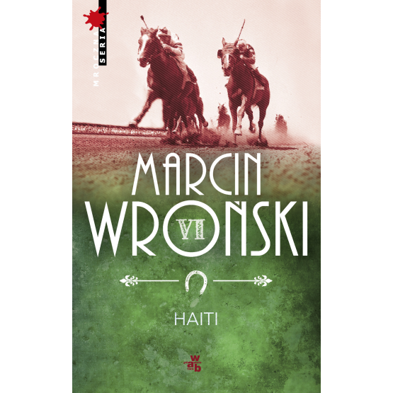 Książka Haiti Wroński Marcin