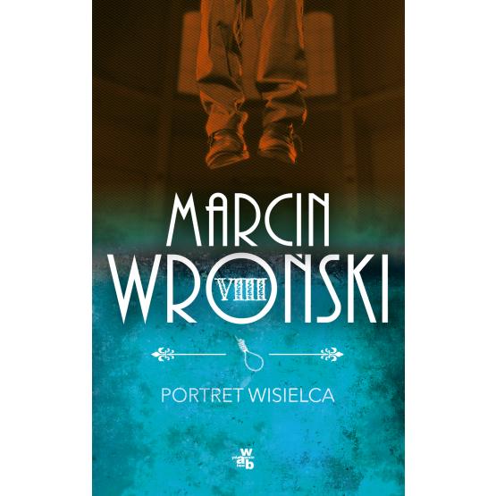 Książka Portret wisielca Wroński Marcin