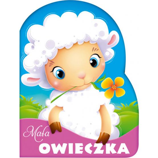Książka Mała owieczka. Wykrojnik Kozłowska Urszula