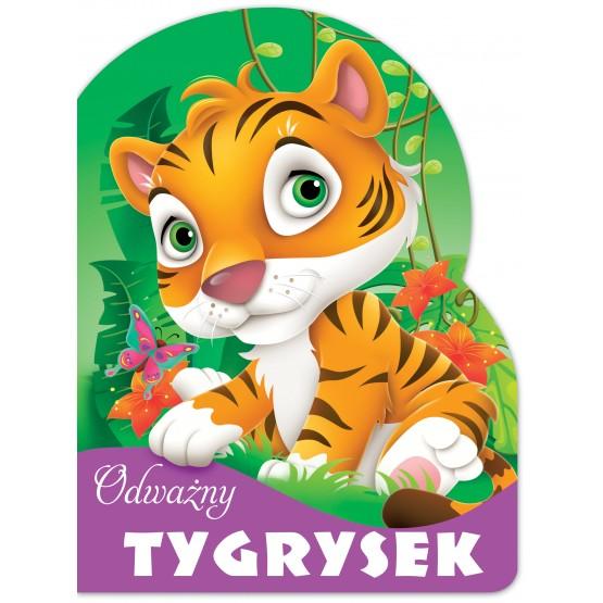 Książka Odważny tygrysek praca zbiorowa