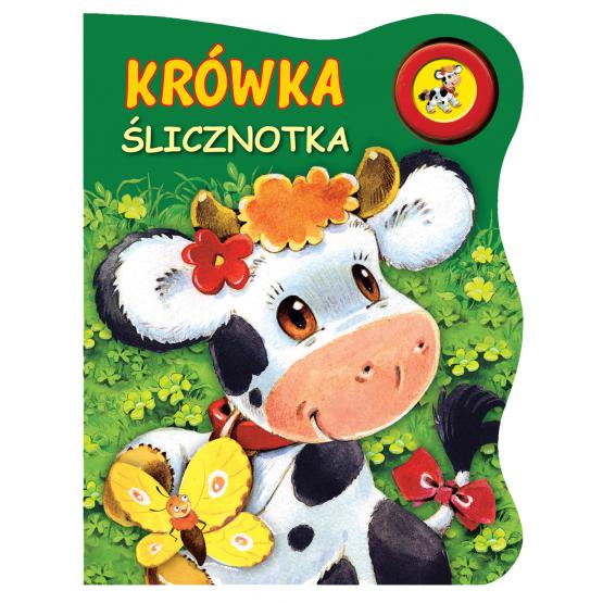Książka Krówka ślicznotka Kozłowska Urszula