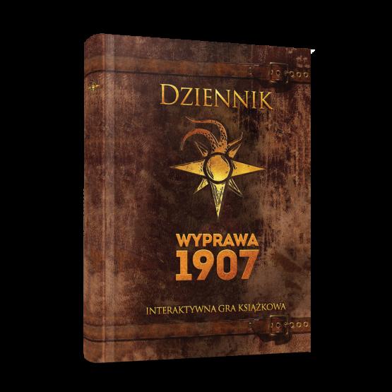 Gra fox 4a Dziennik. Wyprawa 1907