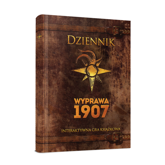 Gra rabat 40a Dziennik. Wyprawa 1907