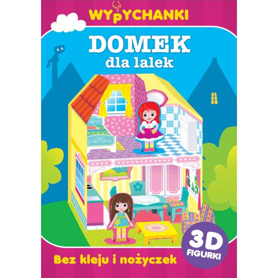 Książka Domek dla lalek. Wypychanki Praca zbiorowa