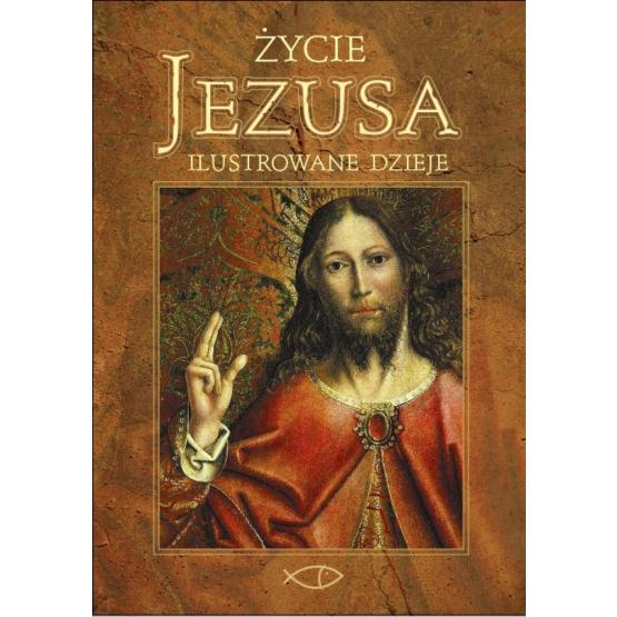Książka Życie Jezusa. Ilustrowane dzieje Meyers John David
