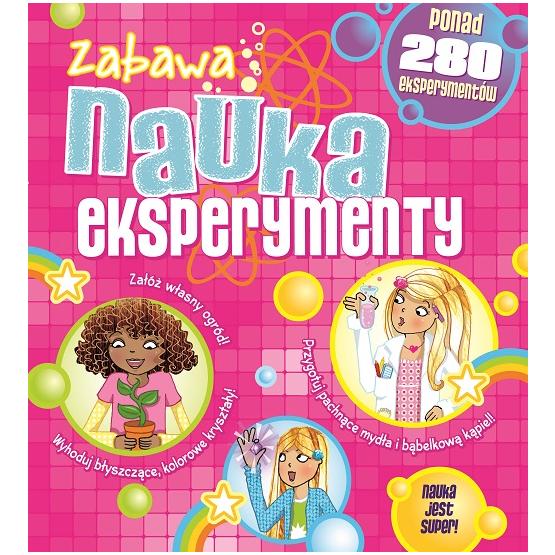 Książka Zabawa. Nauka. Eksperymenty Praca zbiorowa